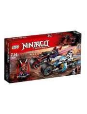 Lego Ninjago 70639 Wyścig uliczny Wężowego Jaguara-35583