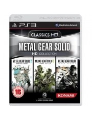 Metal Gear Solid HD Collection PS3-35622