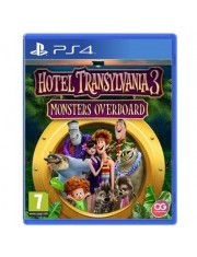 Hotel Transylvania 3 Monster Overboard PS4-35636