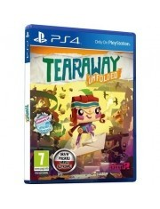 Tearaway Unfolded Messenger Edition PS4-20190