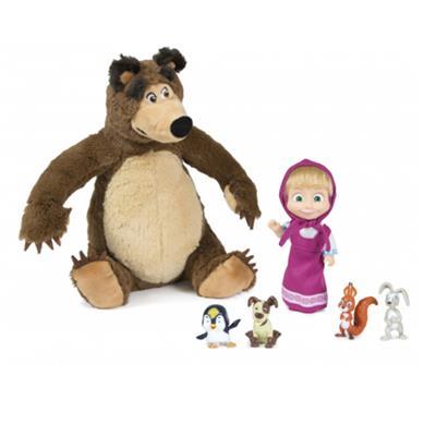 Simba Masza i Niedźwiedź i Elementy 109301012-35804