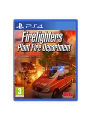 Firefighters Plant Fire Department PS4-35822