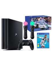 PlayStation 4 PRO 1Tb Black Fifa 19 Gogle VR-35883