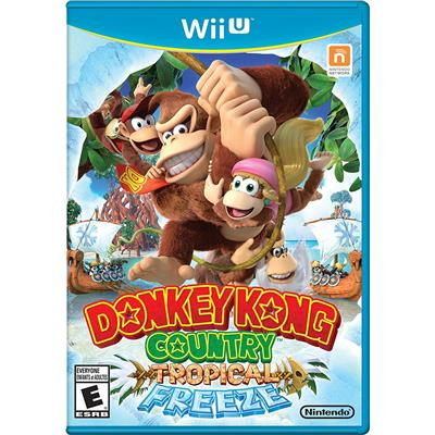 Donkey Kong Country Tropical Freeze WII-U-36058