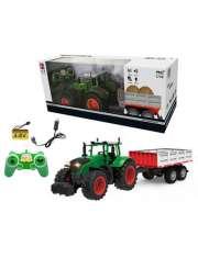 Zdalnie Sterowany Traktor z Przyczepą E354-003-35598