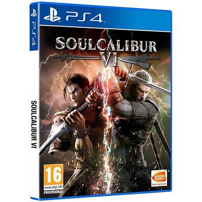 SoulCalibur VI PS4-36241
