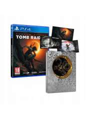 Shadow of the Tomb Raider Limited Steel Editio PS4-36251