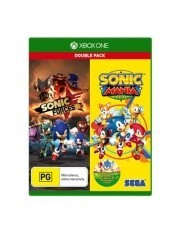 Sonic Mania Plus Sonic Forces Double Pack Xone-36273