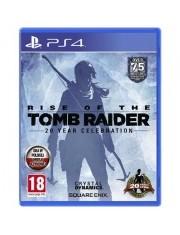 Rise Of The Tomb Raider Edycja 20 Year Celebra PS4-28149