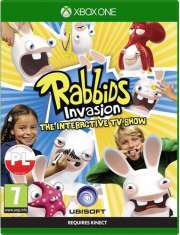 Rabbids Invasion Interaktywny Program Xone-31077