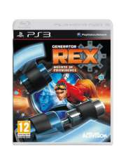 Generator Rex Agent of Providence PS3-19914