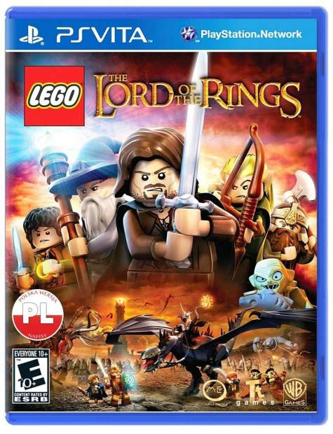 Lego Władca Pierścieni PSV-28992