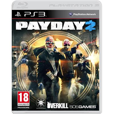 Pay Day 2 PS3-36456