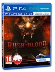 Until Dawn: Rysh Of Blood VR PS4-36444