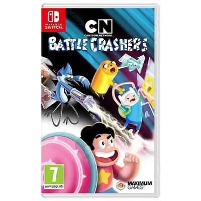 Cartoon Network Battle Crashers NDSW-36476