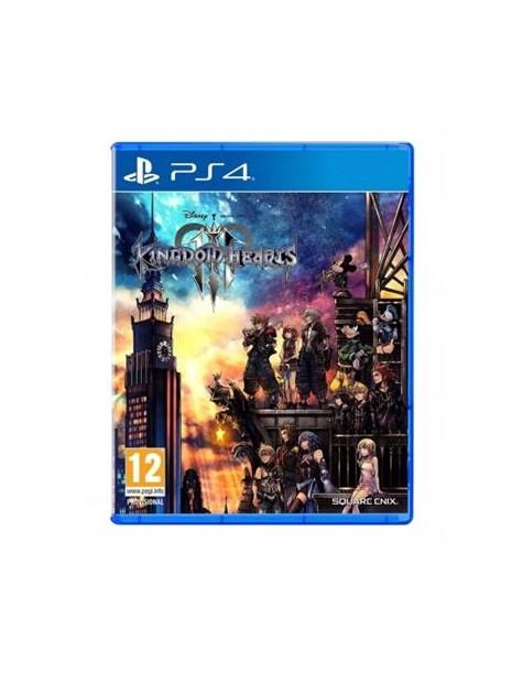 Kingdom Hearts III PS4-36524
