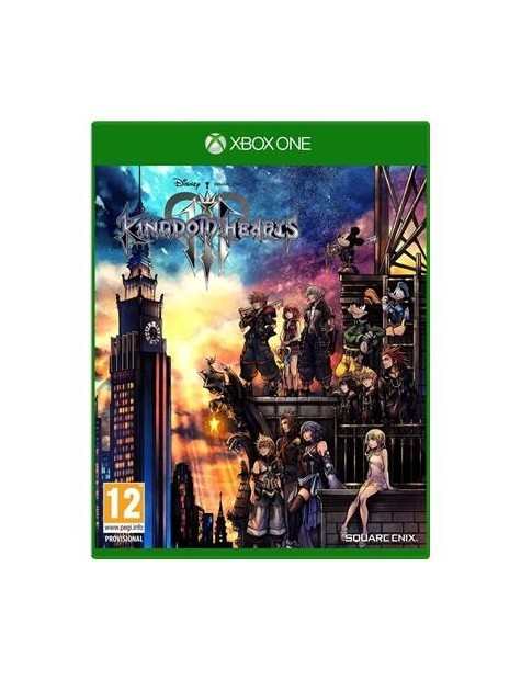 Kingdom Hearts III Xone-36529