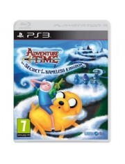 Adventure Time The Secret of The Nameless PS3-6348