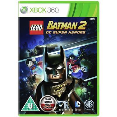 Lego Batman 2 DC Super Heroes Xbox360-6016