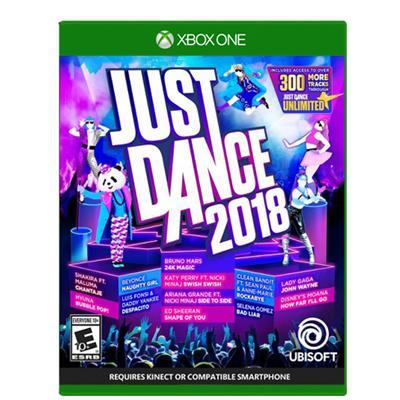 Just Dance 2018 Xone-36552