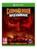 Carmageddon Max Damage Xone