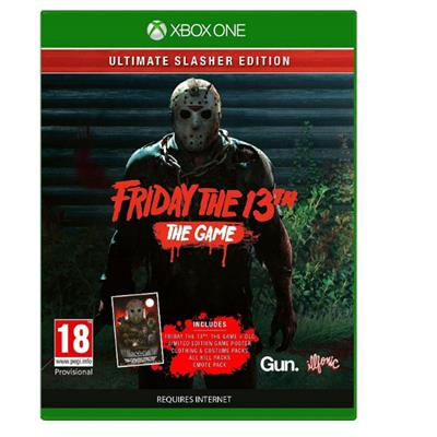 Friday the 13th Ultimate Slasher Edition Xone-36873