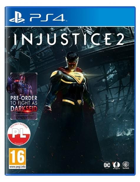 Injustice 2 PS4-21771