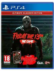 Friday the 13th Ultimate Slasher Edition PS4-34985