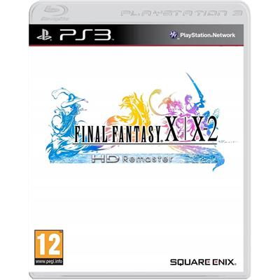 Final Fantasy X/X-2 HD Remaster PS3-36970