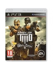 Army of two Devil's Cartel PS3-896
