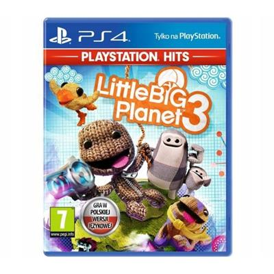 Little Big Planet 3 Playstation Hits PS4-37212