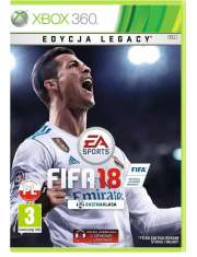 Fifa 18 Legacy Edition Xbox360-31269