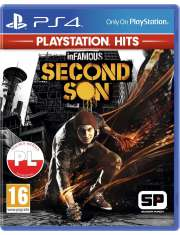 inFamous Second Son Playstation Hits PS4-36107