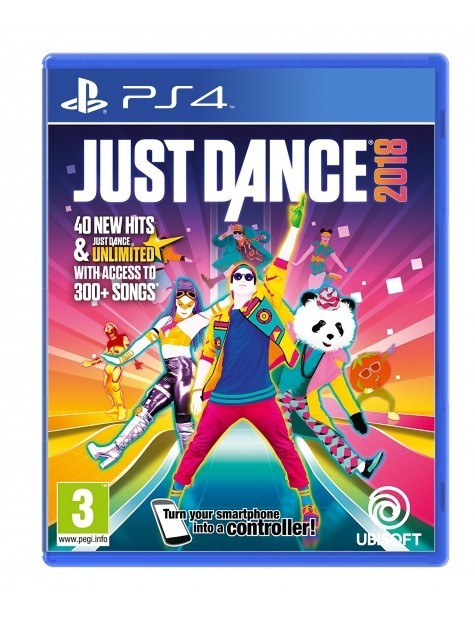 Just Dance 2018 PS4-26107