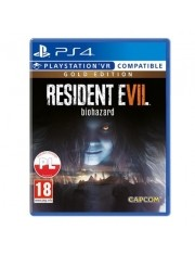 Resident Evil 7 Biohazard Gold Edition VR PS4-28865