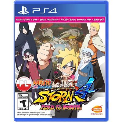 Naruto Shippuden 4 Road To Boruto PS4-37308