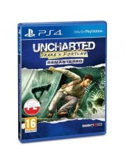 Uncharted Drake's Fortune Remastered PS4-32716
