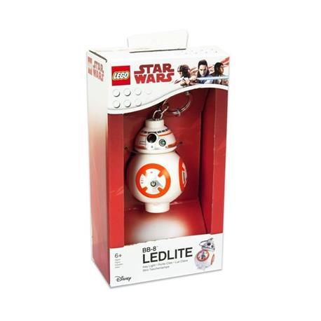 Brelok BB-8 Lego Star Wars Mini Led Torch 7.6cm-37633