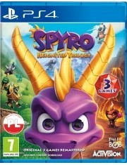 Spyro Reignited Trilogy PS4-34836