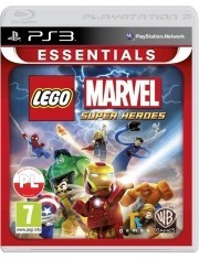 Lego Marvel Super Heroes Essentials PS3-19946