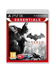 Batman Arkham City Essentials PL PS3-19151