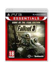 Fallout 3 Goty Essentials 5 DLC PS3-21345