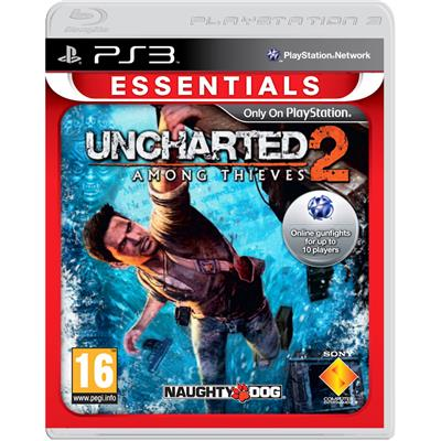 Uncharted 2 Among Thieves Essentials PS3-37511