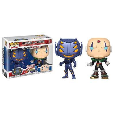 POP Marvel Vs Capcom Ultron vs Sigma 2szt 11134722-38155