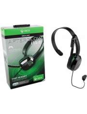 PDP Afterglow Lvl 1 Chat Headset Gaming Black Xone-38205