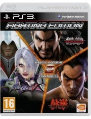 Fight Edition Tekken Tag2 Soul Calibur V Tekke PS3-1222