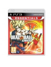 Dragon Ball Xenoverse Esentials PS3-38003
