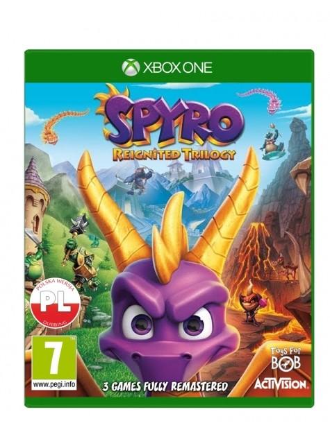 Spyro Reignited Trilogy Xone-34841