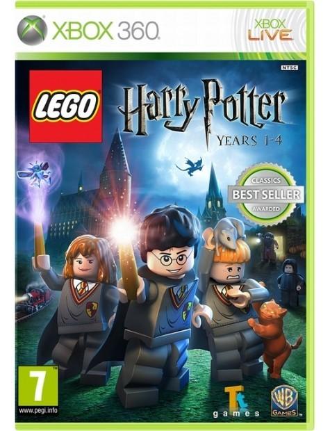 Lego Harry Potter Years 1-4 lata Xbox360-4755