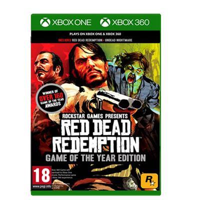 Red Dead Redemption GOTY Xbox360 / Xone-37906